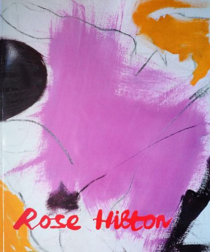 Rose Hilton Exhibition Catalogue Messums 2012